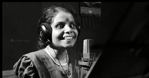 இசையாலே பார்வையை உணரும் வைக்கம் விஜயலக்ஷ்மி
