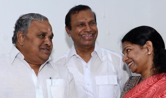 நீடிக்கும் நட்பு : ராஜ்யசபா தேர்தலில் கனிமொழியும் வெற்றி