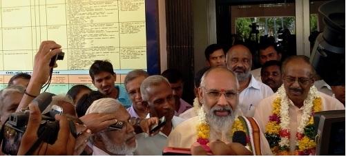 வடக்கின் 5 மாவட்டங்களிலும் கூட்டமைப்பு வேட்பு மனுத்தாக்கல் செய்துள்ளது: மக்கள் எழுச்சியுடன் ஆதரவு