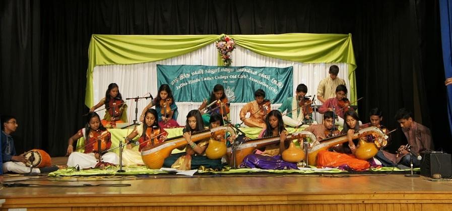 லண்டனில் சிறப்புற நடைபெற்ற யாழ் இந்து மகளீர் கல்லூரியின் பொன்மாலைப்பொழுது