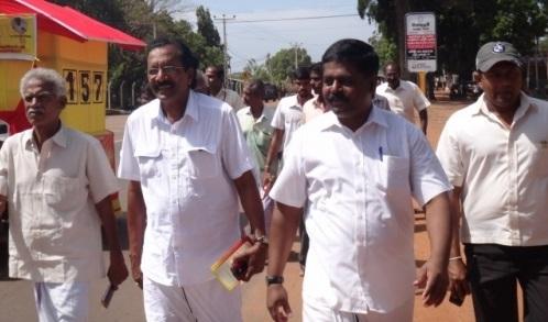 கூட்டமைப்பின் ஆதரவாளர்கள் 40 பேர் பொலிஸாரால் கைது