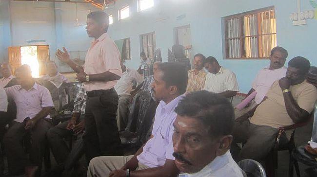 கிளிநொச்சி மாவட்ட சிவில் சமூக அமைப்பின் விசேட கலந்துரையாடல்
