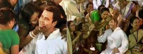 இளம் மனைவி கணவரால் எரித்துக் கொலை! | ராகுல் காந்தி காரணம் ?
