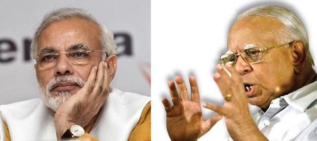 மோடிக்கு த.தே.கூ. வாழ்த்து | நெருக்கமாக பணியாற்ற நாம் காத்திருக்கின்றோம்