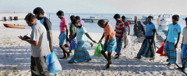 இந்திய மீனவர்கள்   கைது-பாகிஸ்தான் அரசு