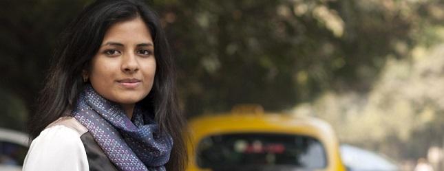 இந்தியப் பெண்ணுக்கு பிரிட்டன் ரோலக்ஸ்  விருது