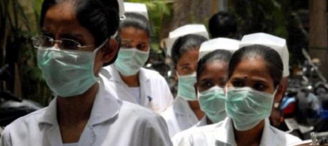 இந்திய நர்சுகள் 46 பேர் நாளை இந்திய புறப்படுகிறார்கள்