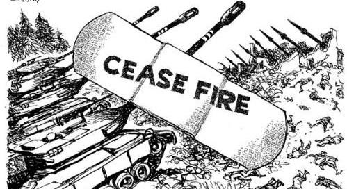 மேலும் 5 நாள்களுக்கு காஸாவில் போர் நிறுத்தம் நீடிப்பு