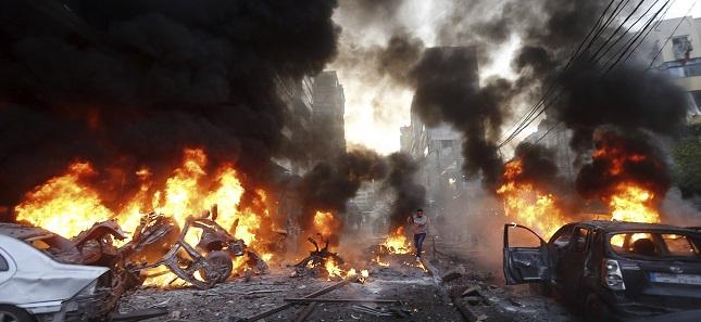 நைஜீரியாவில் குண்டு வெடித்ததில் 26 பேர் பலி