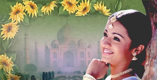 தாஜ்மகாலின் அழகை டுவிட்டரில் வர்ணித்த திரிஷா