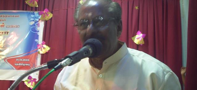 எங்களை நாங்களே ஆளுகின்ற சமுதாயமாக இருக்க வேண்டும்! மாவைசேனாதிராஜா