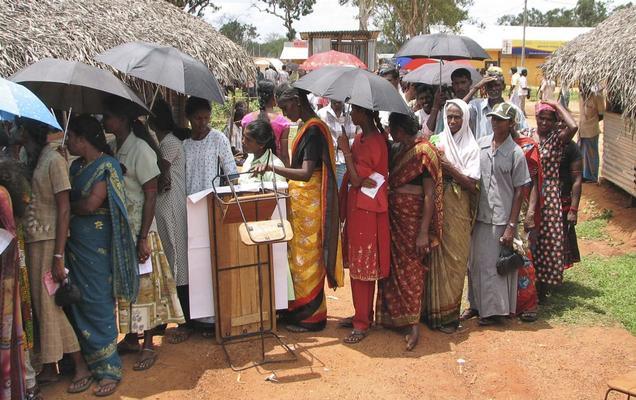 இலங்கை அதிபர் தேர்தல் | வாக்குப்பதிவு துவங்கியது
