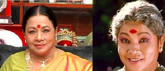 நடிகை பத்மஸ்ரீ மனோரமாவுக்கு வாழ்நாள் சாதனையாளர்  விருது