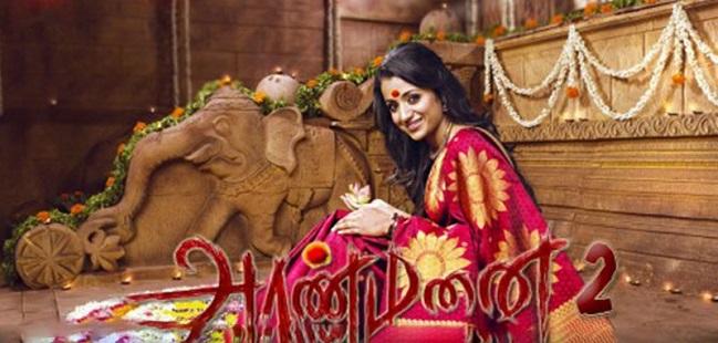 'அரண்மனை' 2-ம் பாகத்தை எடுக்க சுந்தர்.சி ரெடி