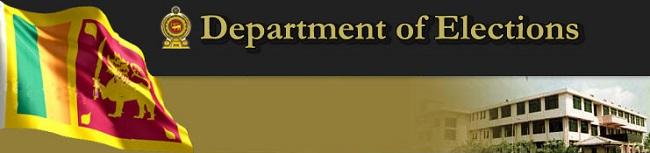 அஞ்சல் மூல வாக்களிப்பு சிறிலங்கா நாடாளுமன்றத் தேர்தலில் இன்று ஆரம்பம்