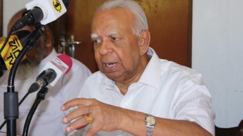 இரா.சம்பந்தன் | தமிழ்த் தேசியக் கூட்டமைப்பின் தேசியப்பட்டியல் ஆசனங்களுக்கு யாரை நியமிப்பது என்பது தொடர்பான முடிவு