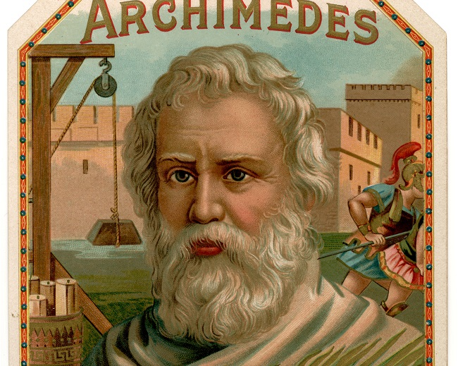 ஆர்கிமிடிஸ் (Archimedes)