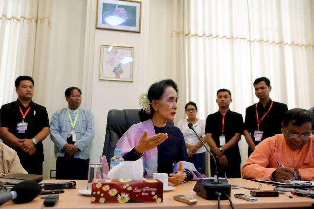 மியான்மரில் புதிய ஜனாதிபதி தேர்தலுக்கான பணிகள் ஆரம்பம்