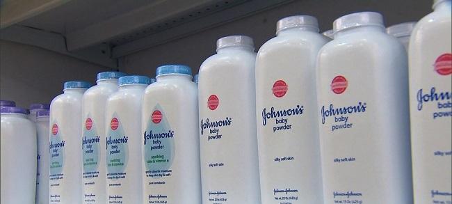 ஜான்சன் நிறுவனம் தயாரிக்கும் பவுடர்களில் புற்றுநோய் ஏற்படுத்தும் 'டால்கம்