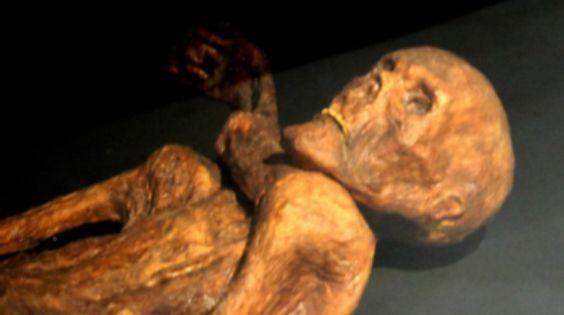 ஓட்ஸ்டல்  ஆல்ப்ஸ் மலையில் 5,300 ஆண்டுக்கு முந்தைய மம்மி கண்டெடுப்பு