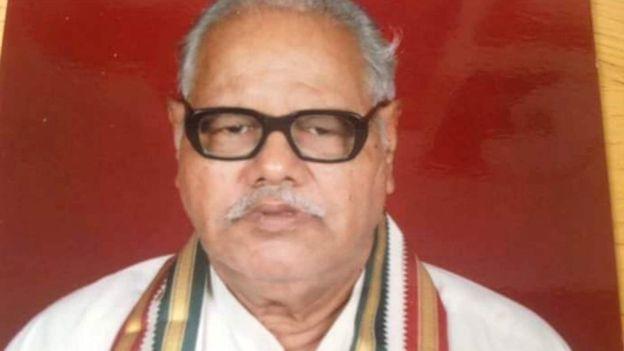 சாகித்திய ரத்னா பரிசு பெற்ற எழுத்தாளர் முல்லைமணி!