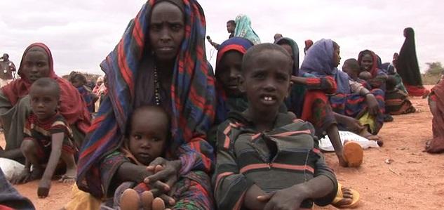 40 லட்சம் பேர் பட்டினியால் தவிக்கும் நிலை சோமாலியாவில்