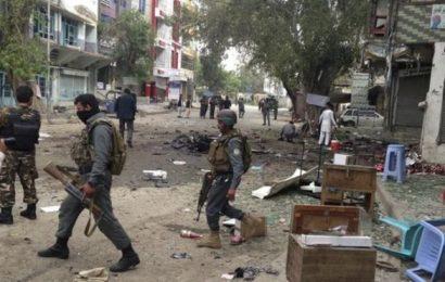 பயங்கரவாதிகள் தாக்குதலில் 140 வீரர்கள் பலி | ஆப்கானிஸ்தான்