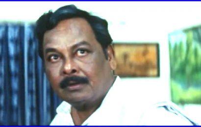 நடிகர் சண்முக சுந்தரம் மரணம்