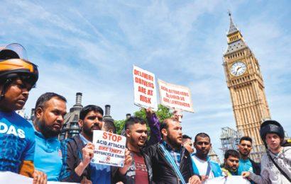 லண்டனில் கடந்த ஆண்டில் 454 பேர் மீது 'ஆசிட்' வீச்சு