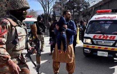 தேவாலயத்தில் தற்கொலைத் தாக்குதல் | 9 பேர் பலி | பாகிஸ்தான்