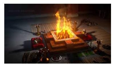 தன்வந்திரி பீடத்தில் மூன்று நாட்களில் நான்கு ஹோமங்கள் நடைபெறுகிறது
