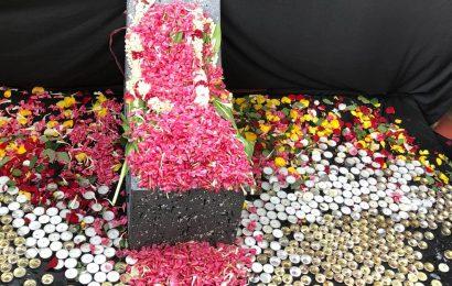 இலண்டனில் முள்ளிவாய்க்கால் நினைவு நாள்