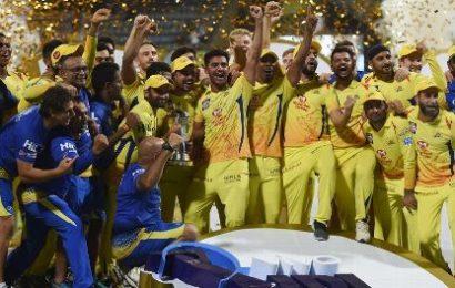 IPL தொடரினை கைப்பற்றியது சென்னை சூப்பர் கிங்ஸ் அணி!