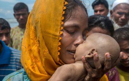 ரோஹிங்கியா அகதி முகாம்களில் ஒரு நாளைக்கு 60 குழந்தைகள் பிறக்கின்றன: யுனிசெப்