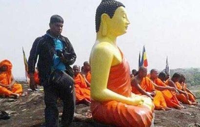 பௌத்தர்கள் இல்லாத இடத்தில் புத்தர் சிலை ஏன்!