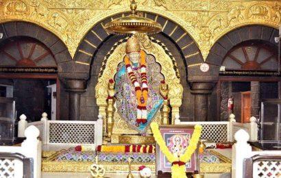 அற்புத மகான் ஷீரடி சாய்பாபாவின் 100ம் ஆண்டு நினைவு தினம் ஐப்பசி 15