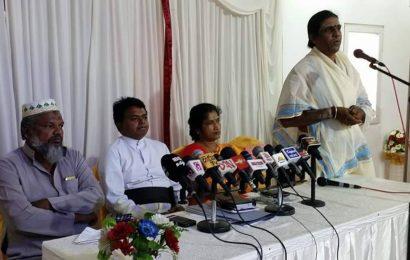 வடக்கில் புதிய கட்சி வடக்கு மாகாண சபை அமைச்சர் அனந்தி தலைமையில்!
