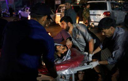 ஆப்கானில் மீண்டும் குண்டுத்தாக்குதல் 50 பேர் பலி