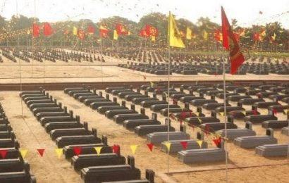 மாவீரர் நாள் | தமிழ் நெஞ்சங்களின் கண்ணீர் அஞ்சலி!