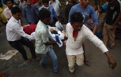 மும்பை மருத்துவமனையில் தீ விபத்து – 8 பேர் பலி