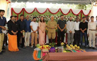அல்லிராஜா சுபாஸ்கரனின் பிரமாண்ட தயாரிப்பில் உருவாகும் இந்தியன் 2