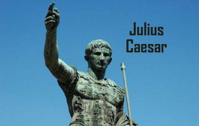 ஜூலியஸ் சீசர் (கி.மு.100 – கி.மு.44)