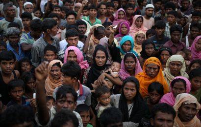 வங்கதேசத்திலிருந்து மலேசியாவுக்கு கடத்தப்படவிருந்த ரோஹிங்கியா பெண்கள்