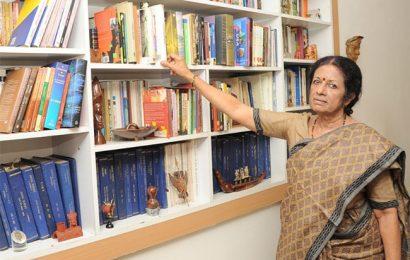 எழுத்தாளர், ஊடகவியலாளர் வாஸந்தி உடனான சந்திப்பு