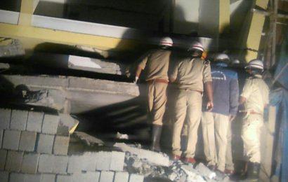 பெங்களூருவில் கட்டடம் இடிந்து விபத்து : 6 பேர் பலி.