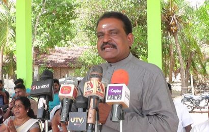 இன்னும் ஒரு மாதத்தில் 10,500 வெளிவாரிப் பட்டதாரிகளுக்கு வேலை: ஸ்ரீநேசன்