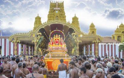 நல்லூர் திருவிழாவுக்கான ஆலோசனைக் கூட்டத்தில் முக்கிய அறிவிப்பு.