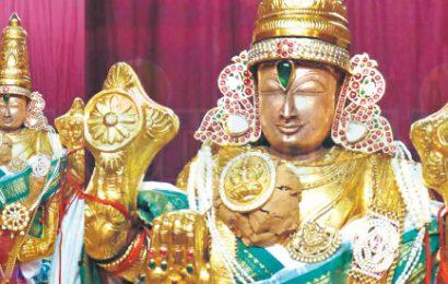 தீயாய் எழுந்த திருமால்.