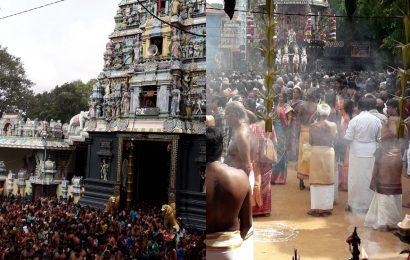 வெகு சிறப்பாக நடந்த தெல்லிப்பழை துர்க்கை அம்மனின் தேர்த்திருவிழா