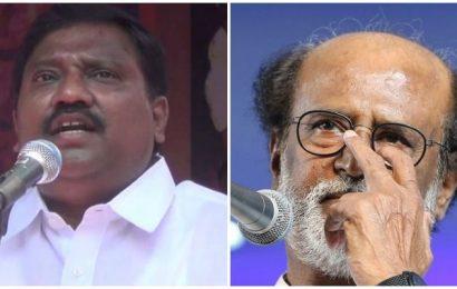 `அடுத்த வருடம் கட்சி; 2021-ல் முதலமைச்சராக ஆட்சியைப் பிடிப்பார் ரஜினி '- கராத்தே தியாகராஜன்